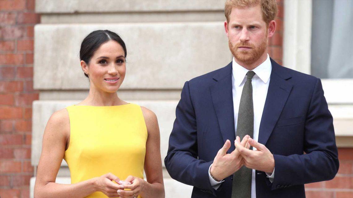 Royal-Experte: Prinz Harry ist schuld am Megxit!
