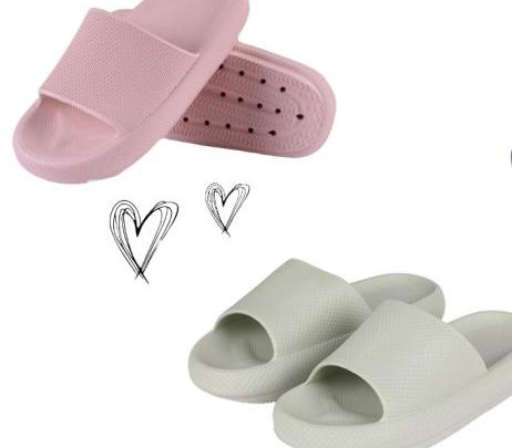 Sandalen: Mit diesen Slippern läufst du wie auf Wolken