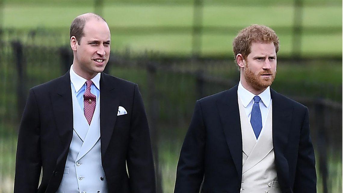 Sie werden nicht Seite an Seite hinter dem Sarg von Prinz Philip laufen