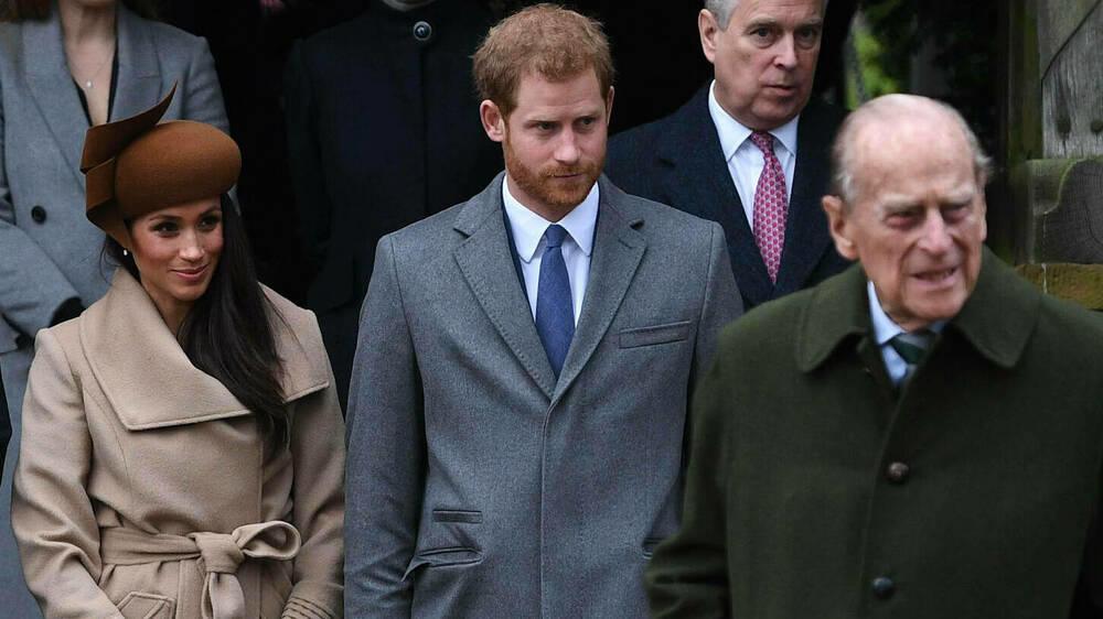 So möchte die schwangere Herzogin Meghan Prinz Philip würdigen