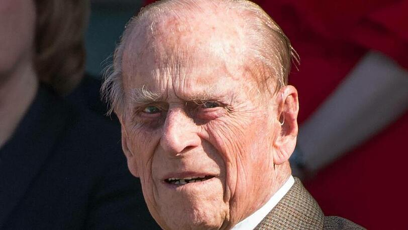 So zollt Europas Hochadel Prinz Philip am Tag der Beerdigung Tribut