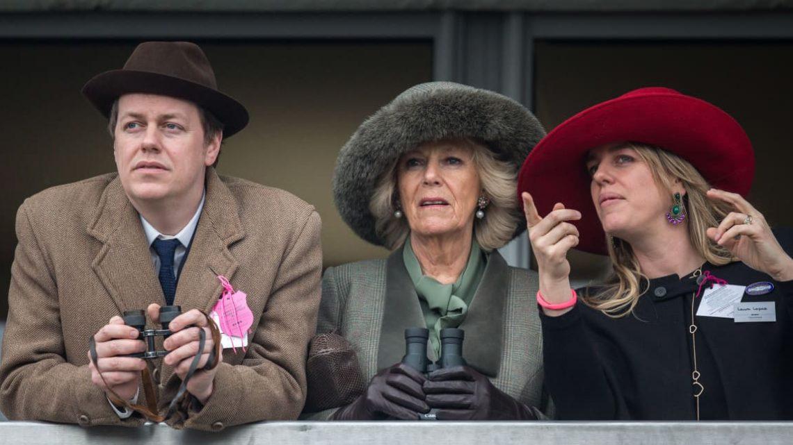 Stiefgeschwister von Harry & William: Das sind die Kinder von Camilla