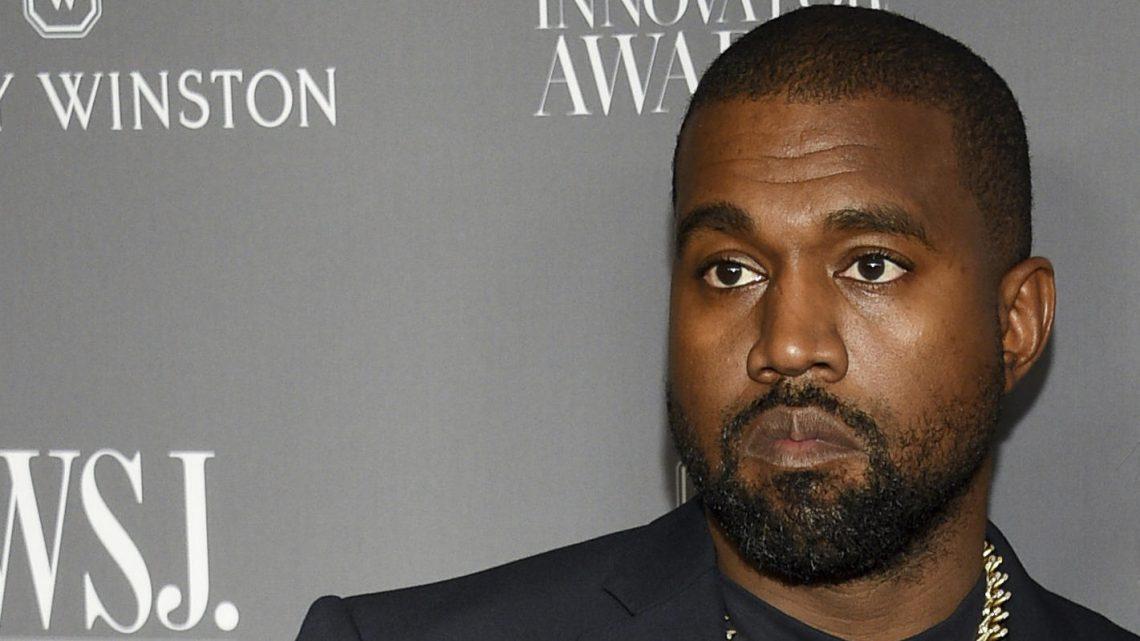 Trotz eingereichter Scheidung: Kanye West trägt noch seinen Ehering