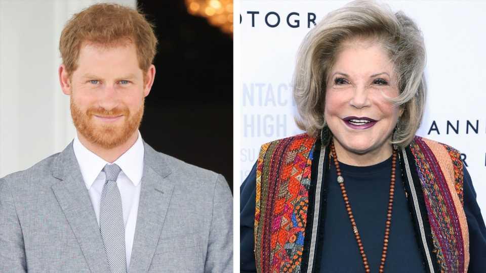 Verbrachte Harry den Geburtstag der Queen mit anderer Omi?