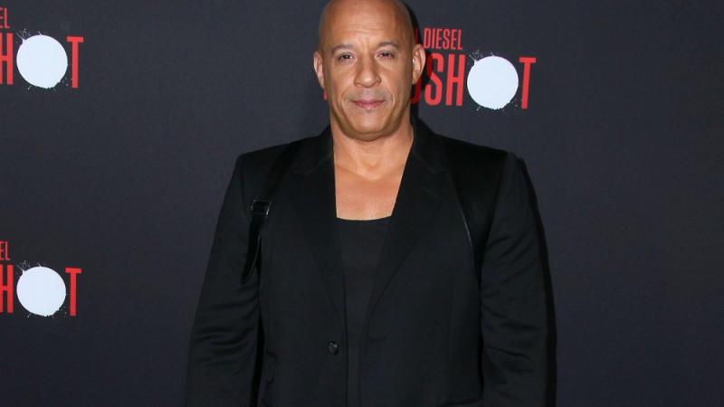 Vin Diesel tritt dem Cast von Rock 'Em Sock 'Em Robots bei
