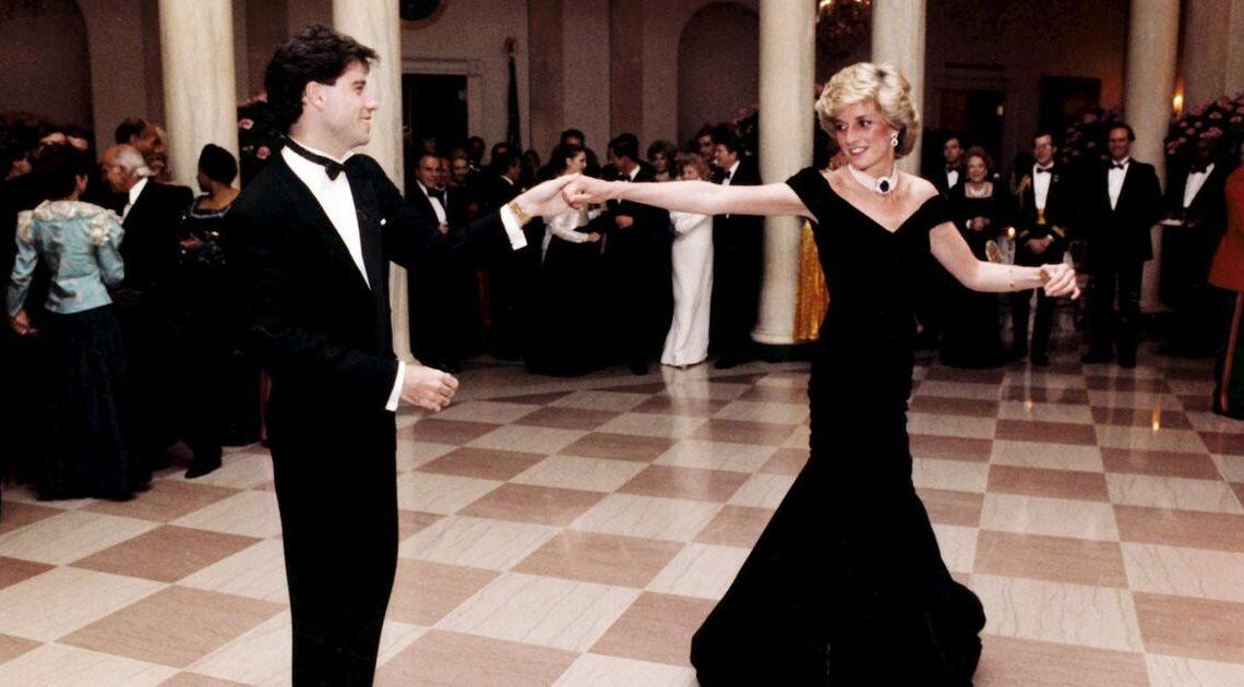Wie im Märchen: John Travolta erinnert sich an Tanz mit Prinzessin Diana