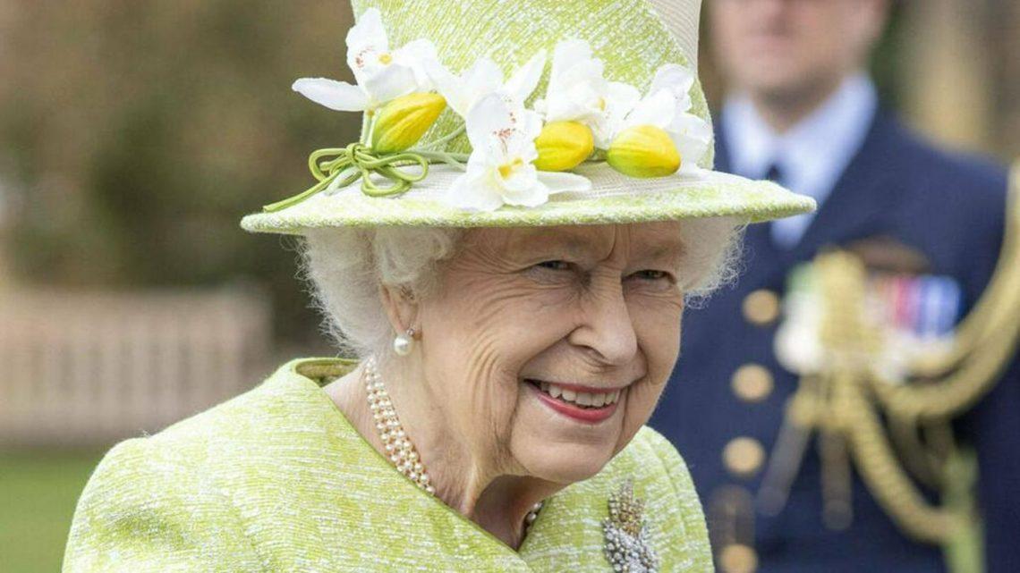 Royale Ostergrüße von der Königin