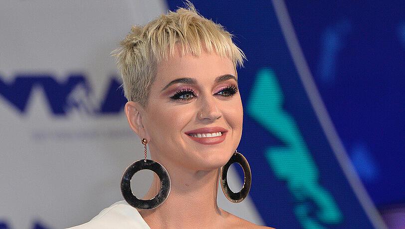 Darum rasiert sich Katy Perry nicht mehr die Beine
