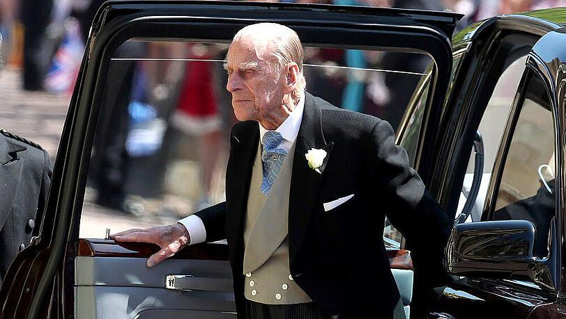 Prinz Philip: So soll die Beerdigung ablaufen
