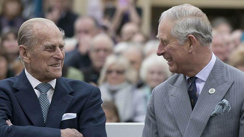Prinz Charles würdigt seinen Vater: 'Seine Energie war erstaunlich'