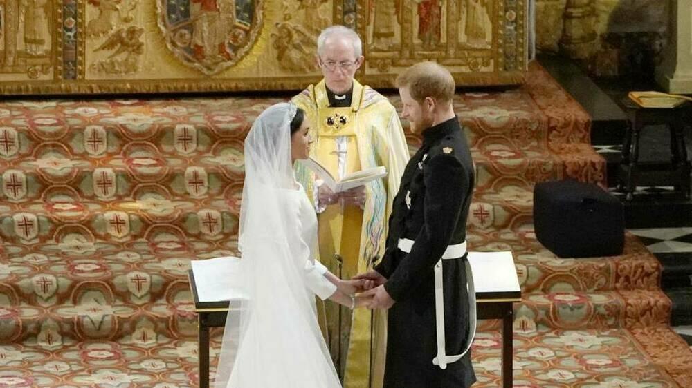 Erzbischof von Canterbury bemitleidet Prinz Harry und Herzogin Meghan