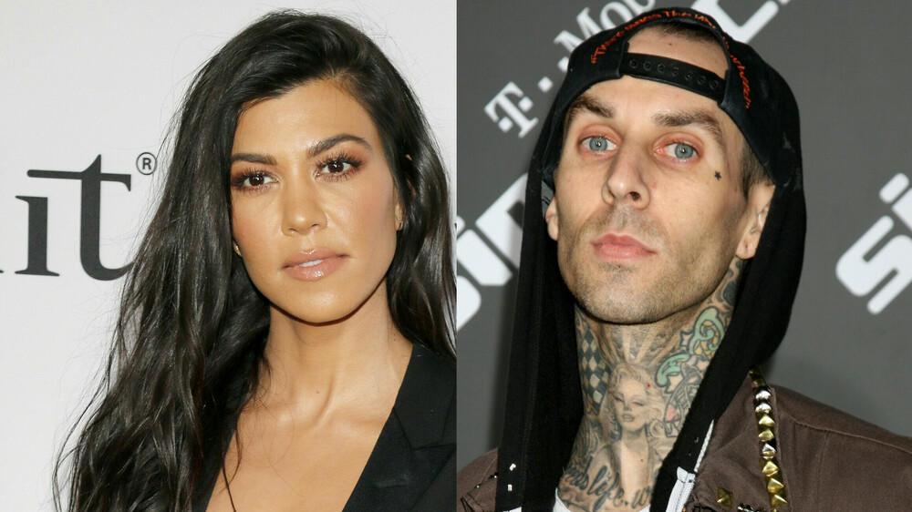 Tschüss, Gesichts-Tattoos! So sieht Kourtney Kardashians Freund Travis Barker ohne aus