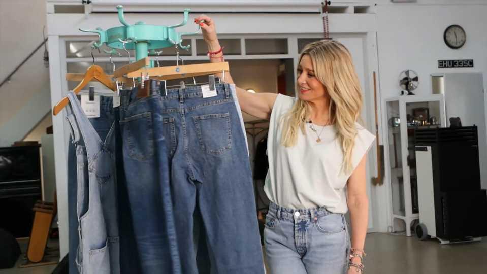 DAS sind die Trend-Jeans im Frühjahr