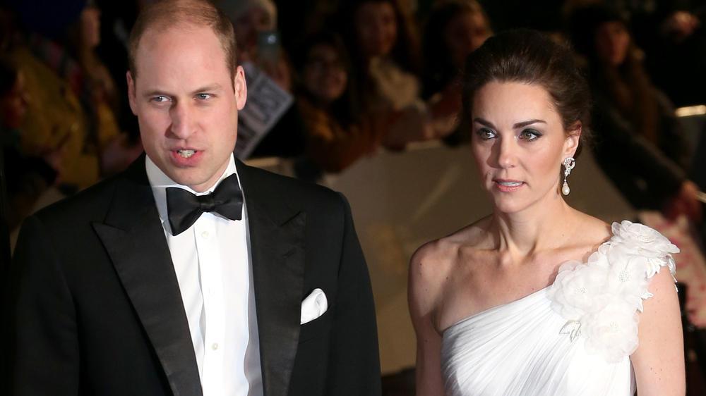 Prinz William sagt Auftritt bei den BAFTA Awards ab