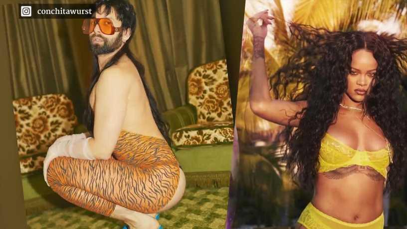 Conchita Wurst und Rihanna? Deswegen machen sie jetzt gemeinsame Sache