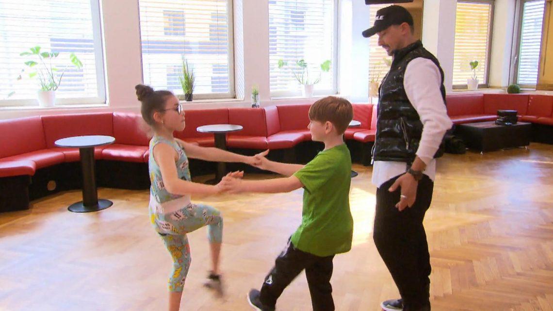 """""""Let's Dance – Kids"""": Wir zeigen die ersten Einblicke ins Training!"""