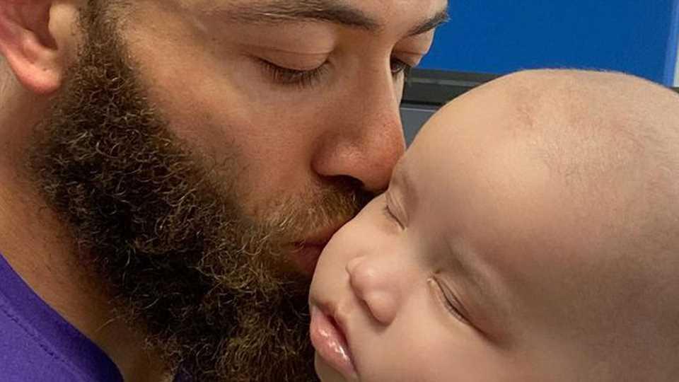Mehr Tumore: Ashley Cains Baby hat nur wenige Tage zu leben