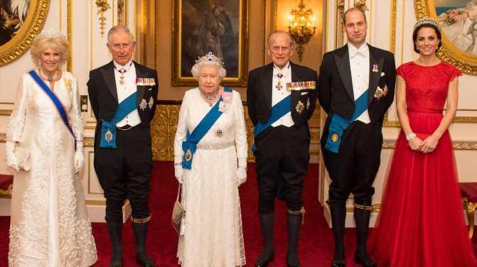 Royal Family verabschiedet Prinz Philip mit stillen Gesten