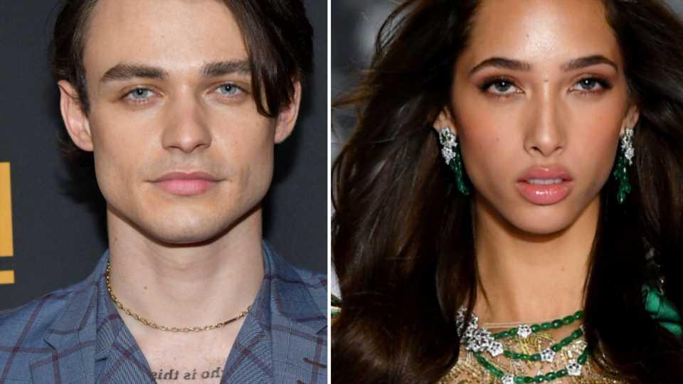 "Datet ""Descendants""-Star Thomas Doherty dieses Supermodel?"