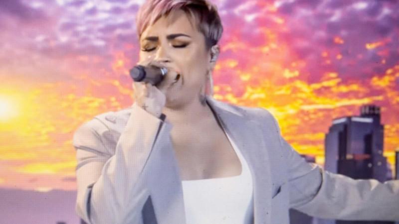 Demi Lovato: Ihr Umfeld bekam Morddrohungen