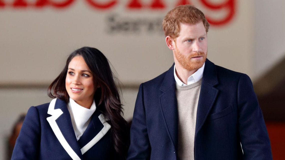 Herzogin Meghan und Prinz Harry erhalten Zuspruch