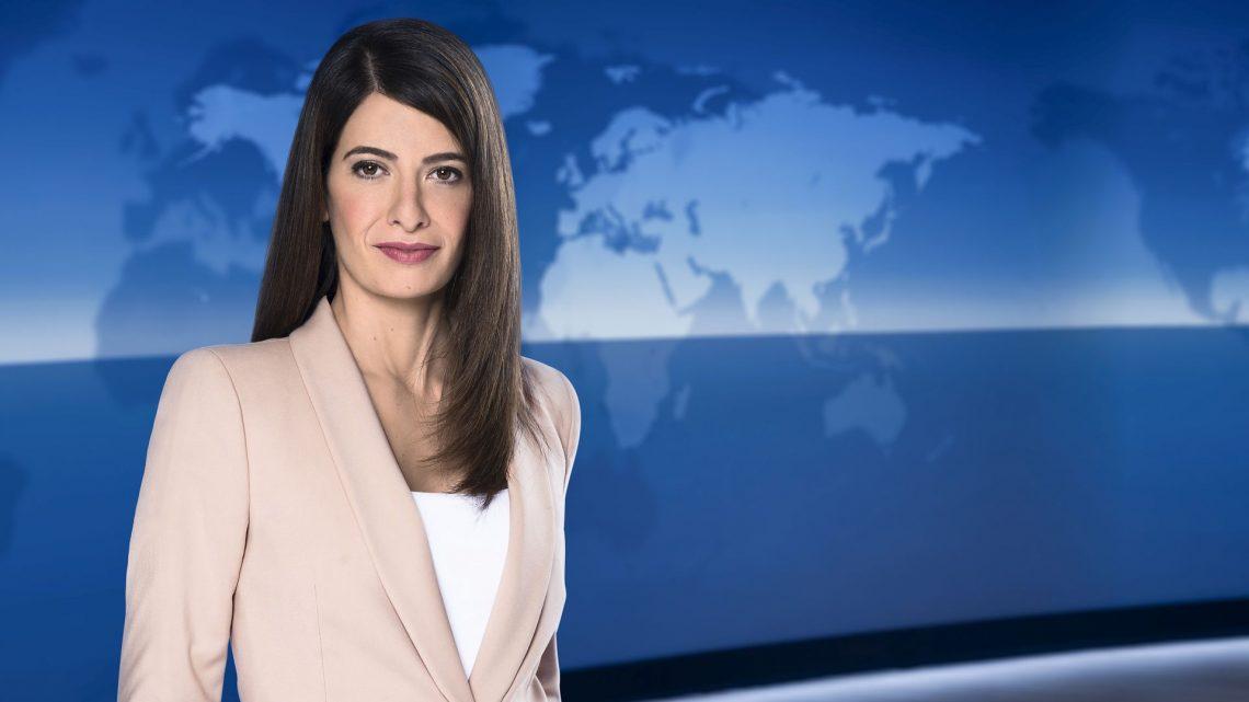 """Linda Zervakis hört überraschend bei der """"Tagesschau"""" auf"""