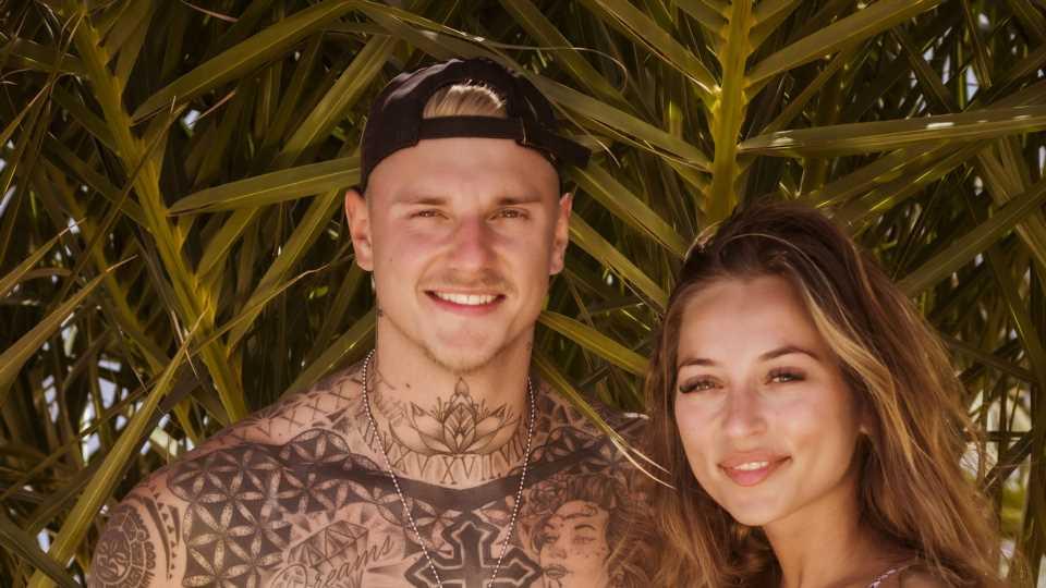"""Paco und Bianca sehen sich nach """"Love Island"""" endlich wieder"""