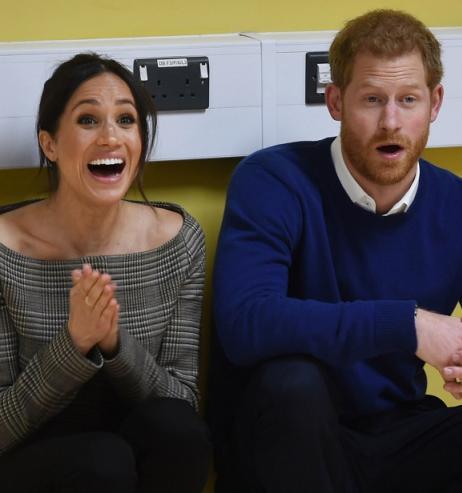 Harry & Meghan: Erstes Netflix-Projekt enthüllt!