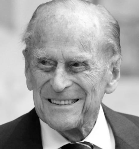 Prinz Philip: Der Mann der Queen ist gestorben