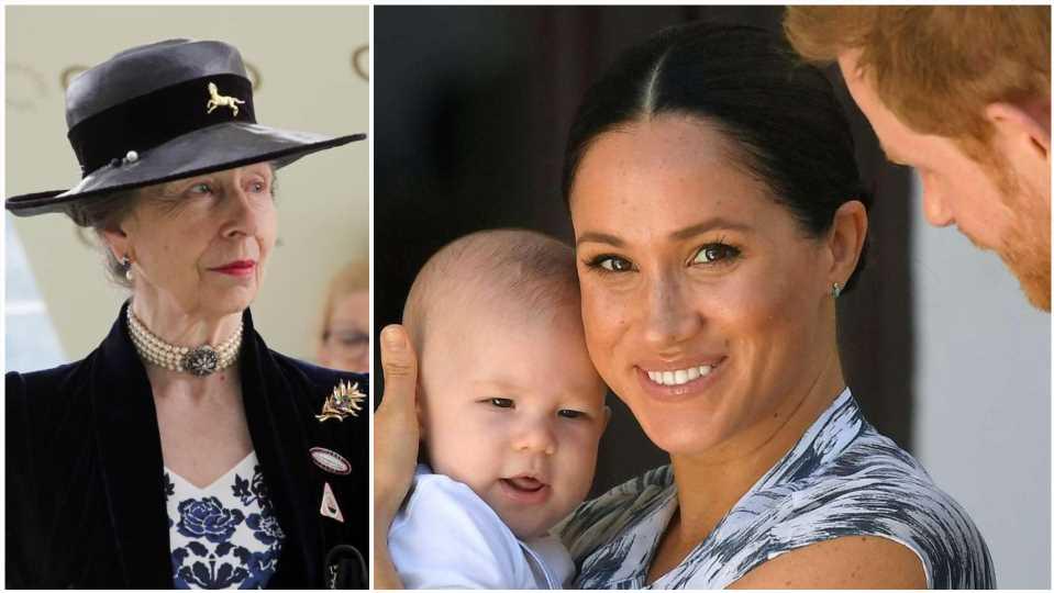 Machte Prinzessin Anne den rassistischen Kommentar zu Archies Hautfarbe?