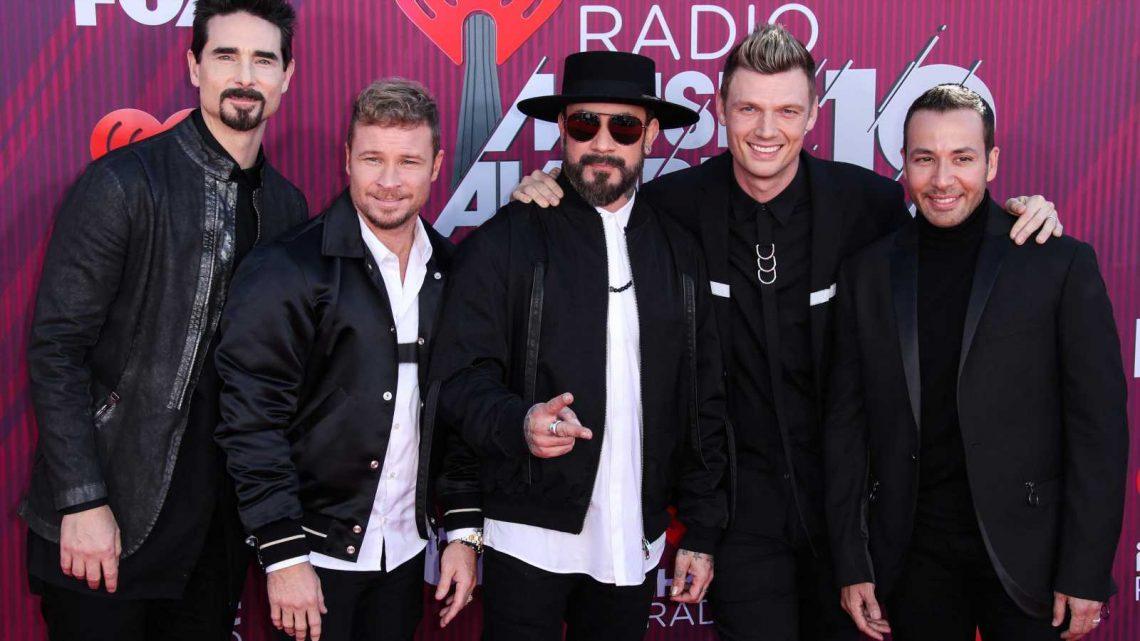 """""""Backstreet Boys"""":Die Kinder von Nick Carter & Co. sind ganz schön groß geworden"""