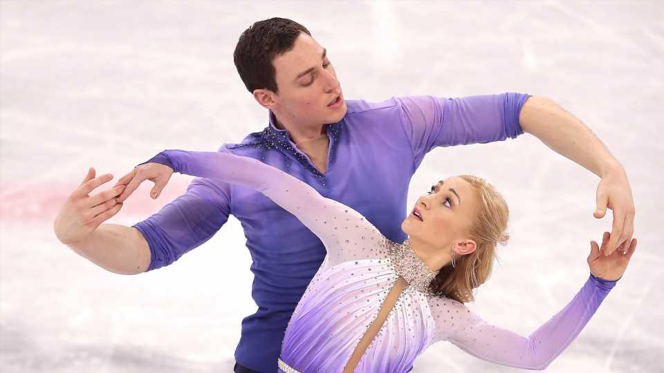 Aljona Savchenko und Bruno Massot beenden Eislauf-Karriere