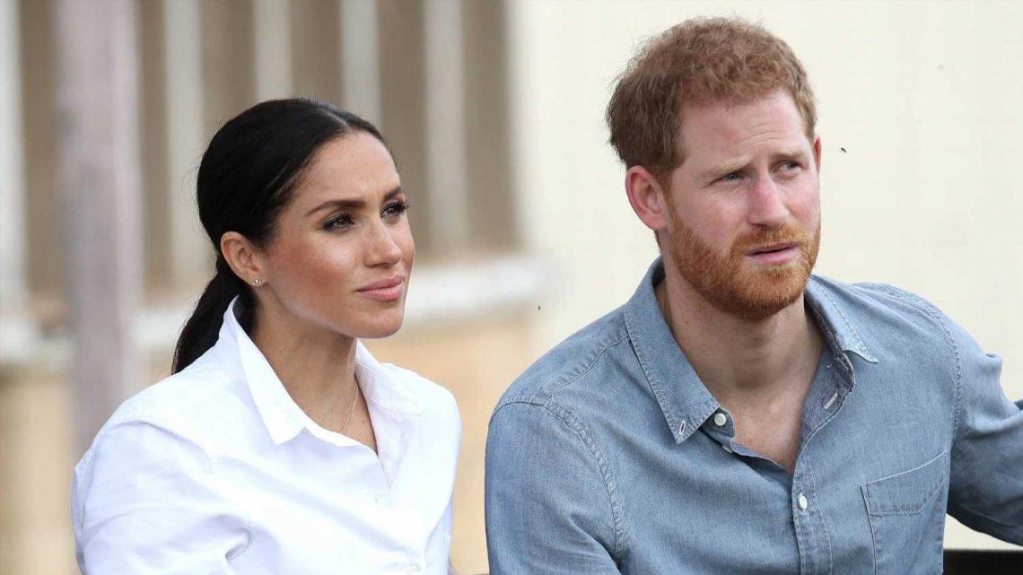 "Aussagen in ""The Me You Can't See"": Prinz Harry hatte Angst, Meghan zu verlieren"