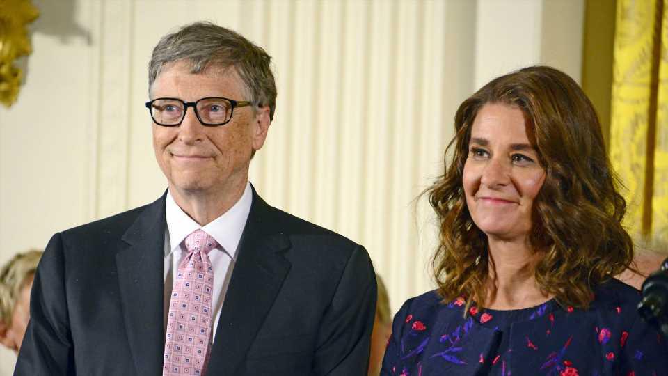 Bill und Melinda Gates: Das steht in den Scheidungspapieren