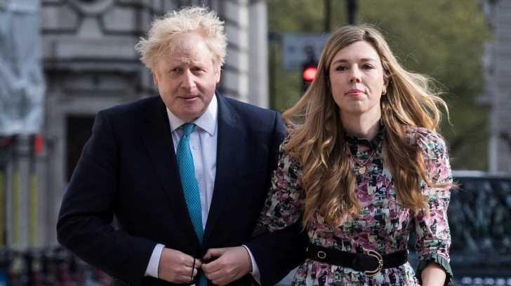 Boris Johnson plant Sommerhochzeit mit Carrie Symonds