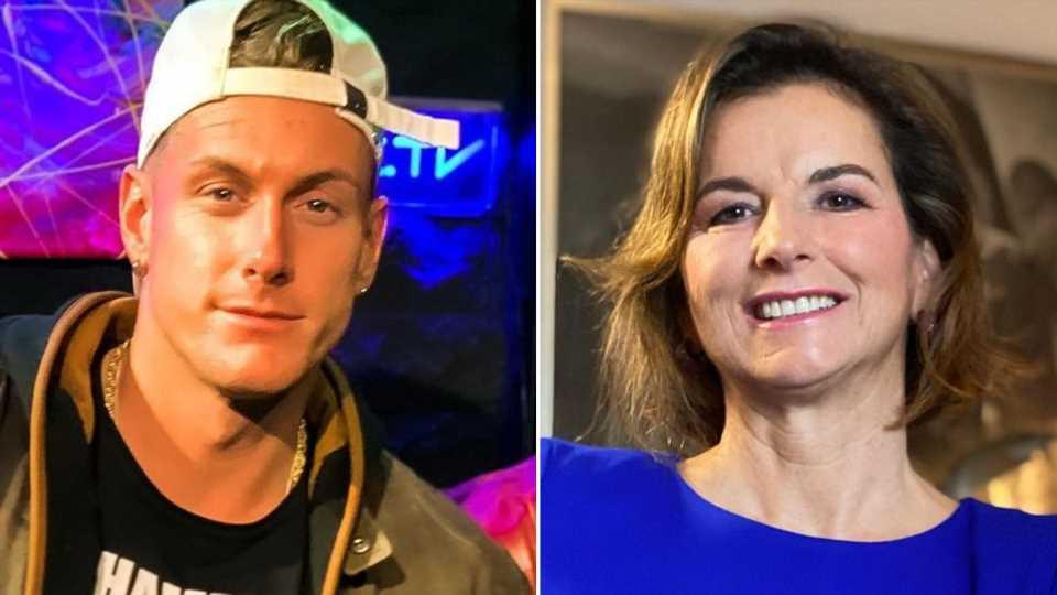 Calvin Kleinen enttäuscht: Frau Obert blockt Flirtversuch ab