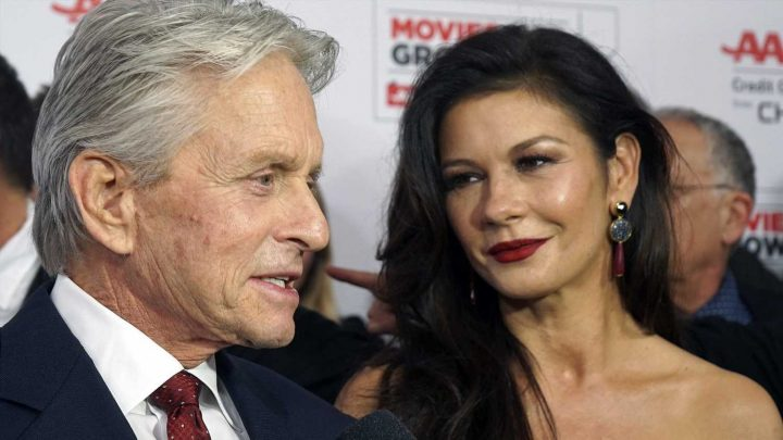 Catherine Zeta-Jones verrät, was sie an Ehemann Michael Douglas nervt