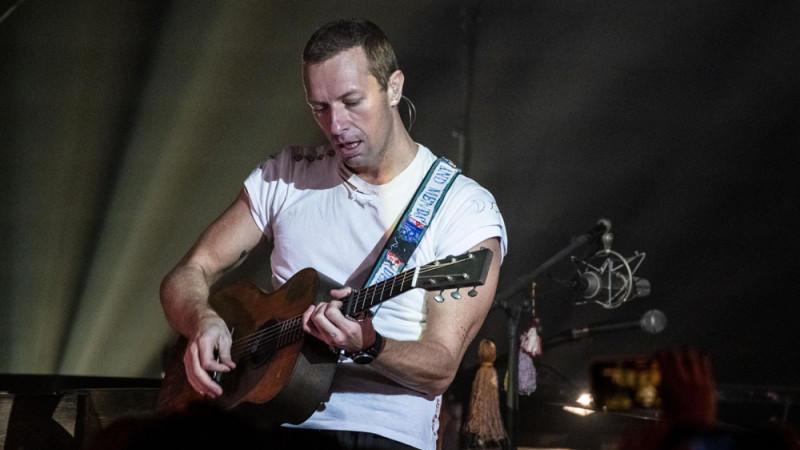 Chris Martin wünscht sich Emoji-Songtitel für das nächste Coldplay-Album