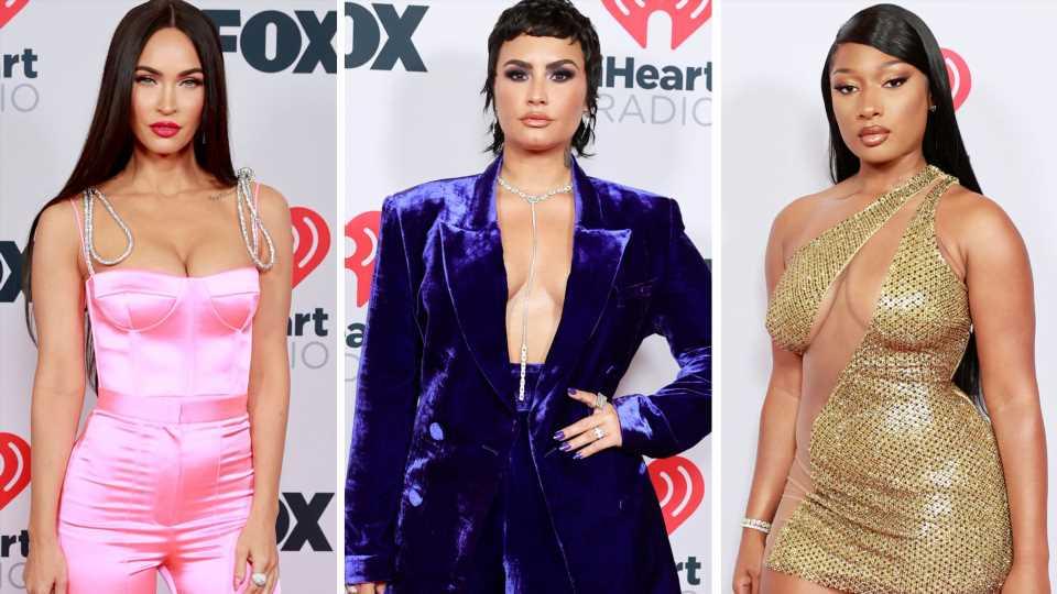 Das waren die heißesten Outfits der iHeartRadio Music Awards