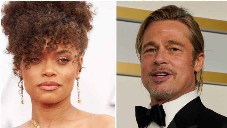 Dating-Gerücht: Brad Pitt soll frisch verliebt sein – in Sängerin Andra Day