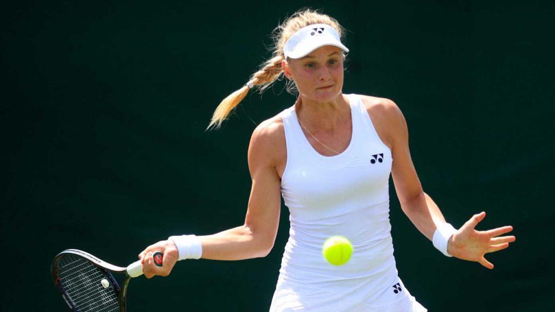 Dayana Yastremska: Tennis-Star behauptet, sie habe sich beim Sex kontaminiert