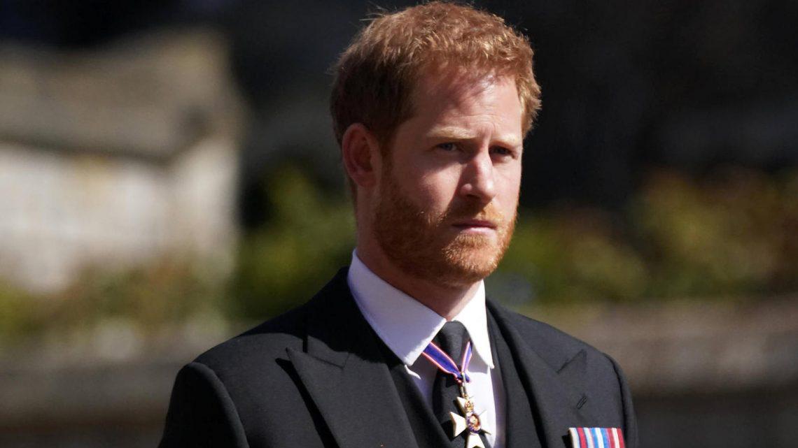 Deshalb musste bei Prinz Harry die Polizei anrücken