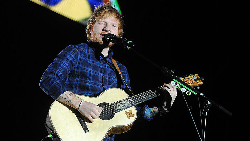 'Etwas köchelt': Veröffentlicht Ed Sheeran schon bald neue Musik?