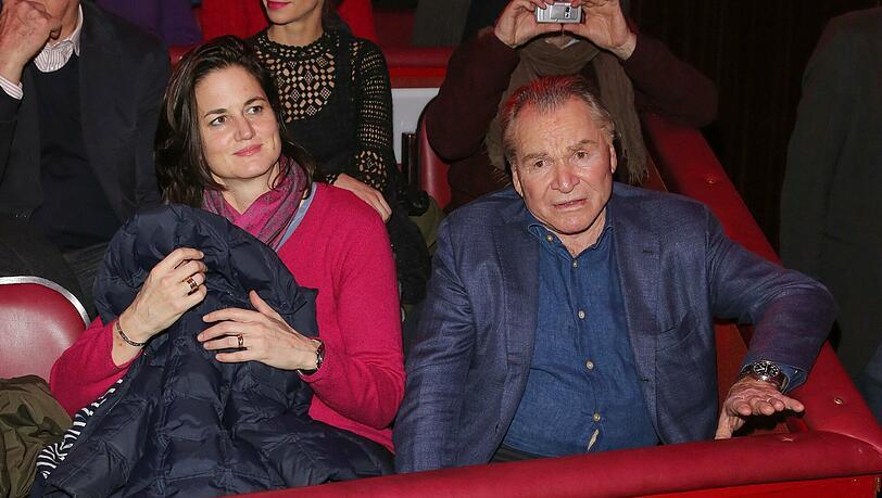 Fritz Wepper: Hochzeit mit Susanne Kellermann