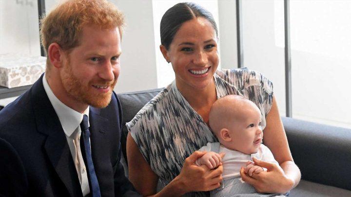 Happy Birthday, Archie! Prinz Harrys und Herzogin Meghans Sohn wird 2