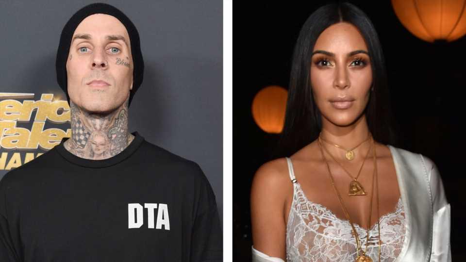 Hatte Kourtney Kardashians neuer Lover eine Affäre mit Kim?