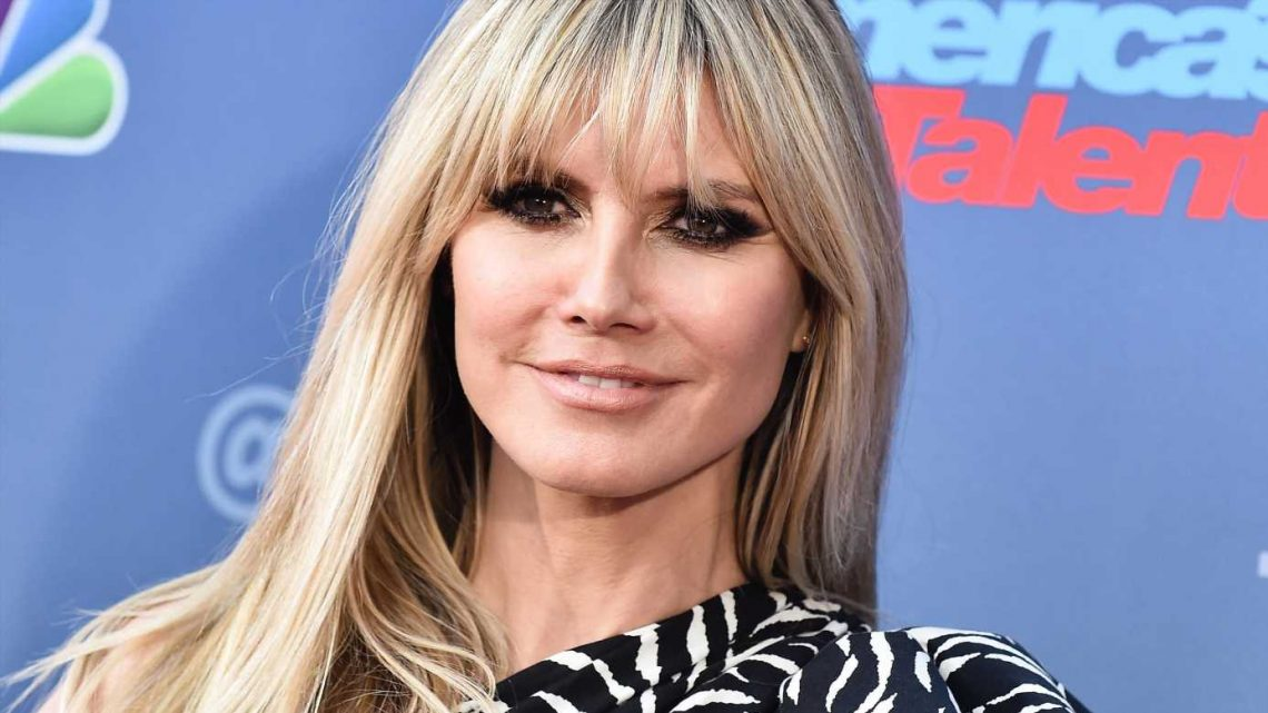 """Heidi Klum tut """"eine Menge merkwürdige Dinge"""" für Tom Kaulitz"""