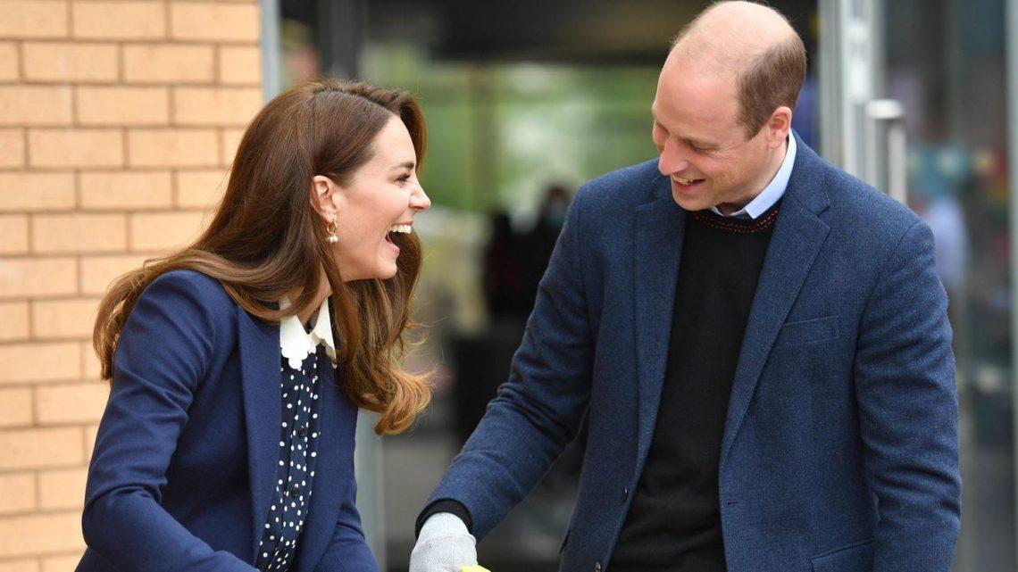 Herzogin Catherine + Prinz William: Beim Sport zeigen sie ihr Können