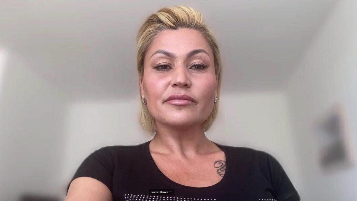 Jasmin Herren wird bedroht – Polizei ermittelt