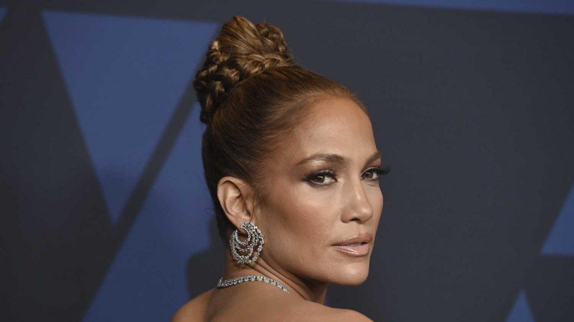 Jennifer Lopez: Drei Generationen auf einem Foto